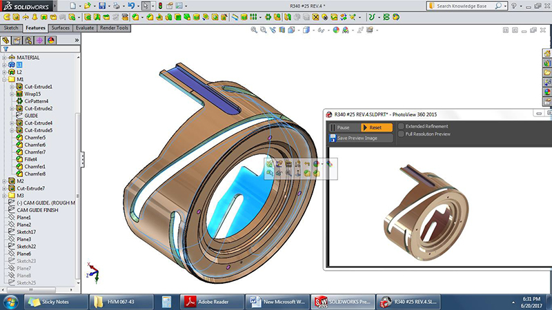 Solidworks-product-design-Mark-Jensen-Cañete