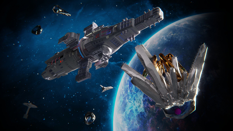 3D-rendering-video-game-graphics-spaceship