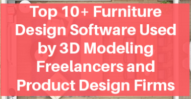 Furniture Design Software 3D Modeling