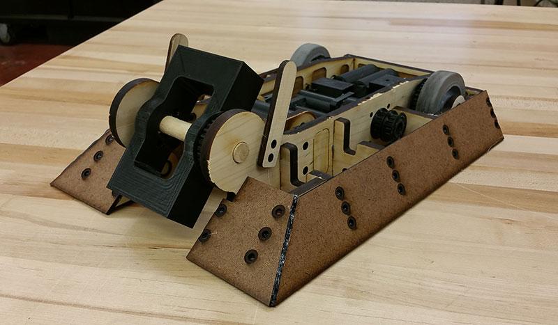 Senior-Robotics-Prototype