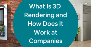 What is 3D Rendering