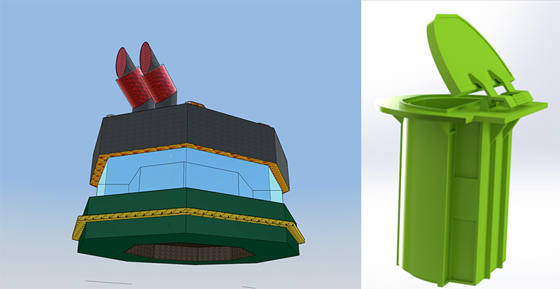 Cad-Crowd-Design-Contest-Pet-Waste-Disposal