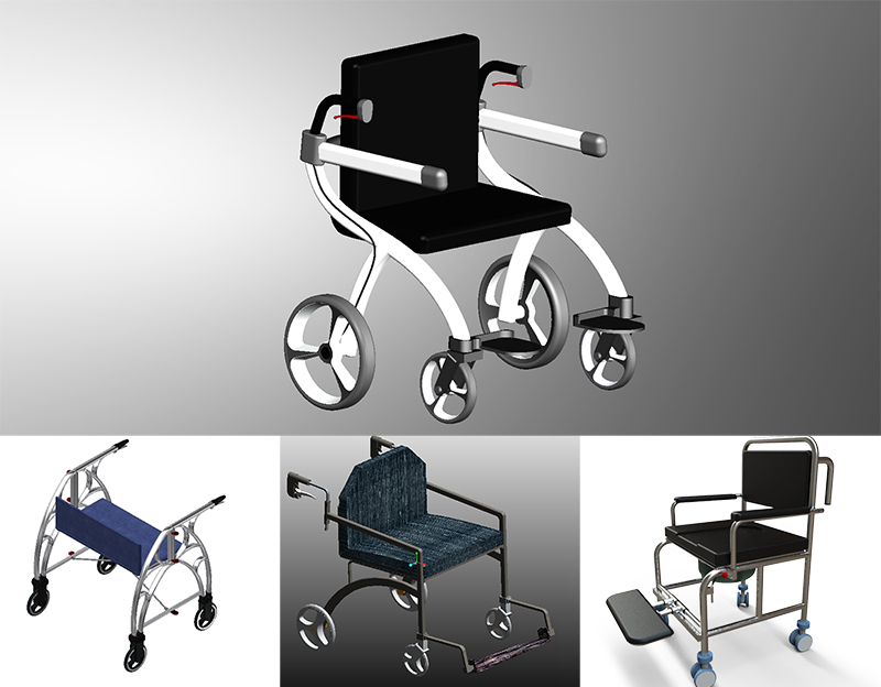 Cad-Crowd-Senior-Walker-Design-Contest