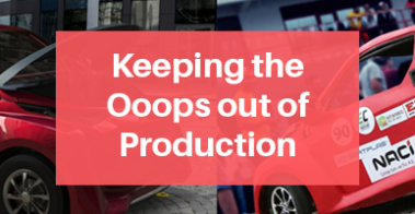 Keeping the Ooops out of Production