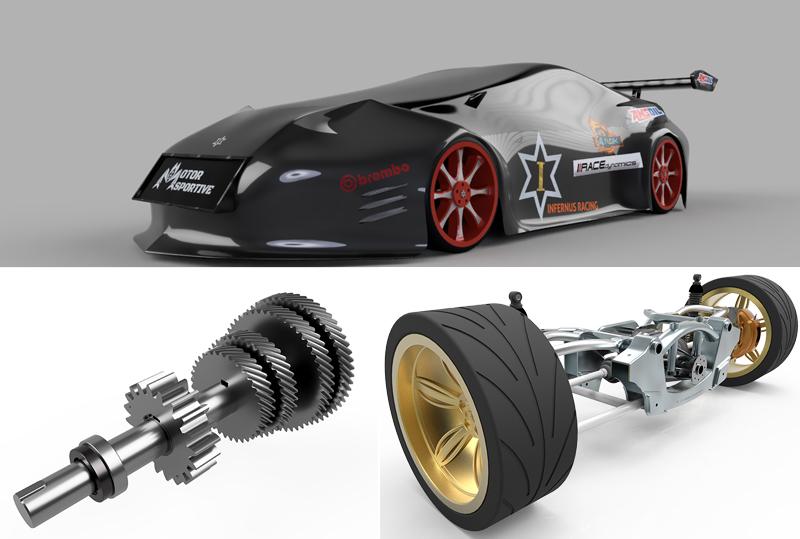 Race-car-parts