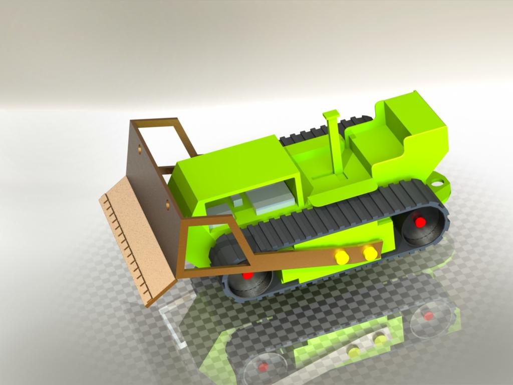 buldozer-cad