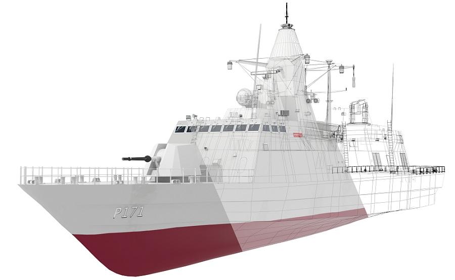 wireframe-warship