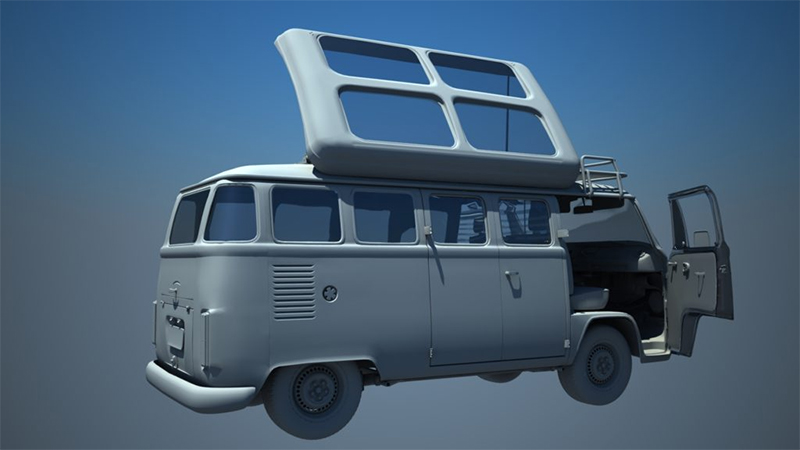 Industrial-design-van