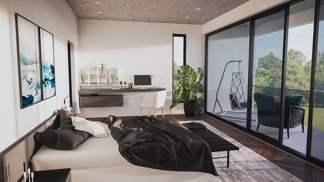 3d-render-bed