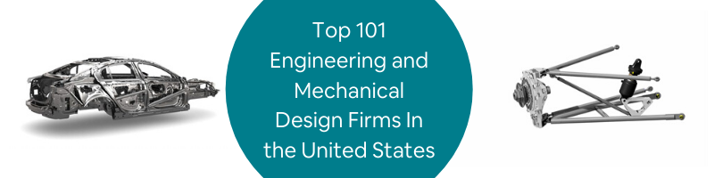 Top 101 Engineering And Mechanical Design Firms In The United States Cad Crowd