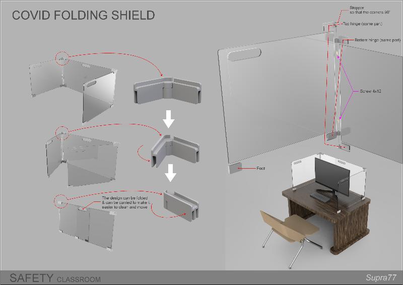 covid-folding-shield