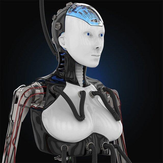 robot-female