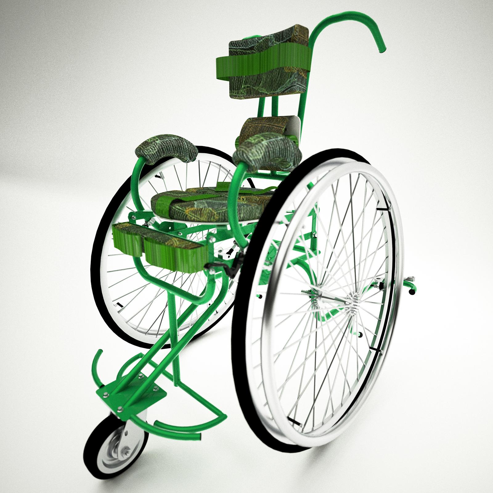 Novel Mobility Aid