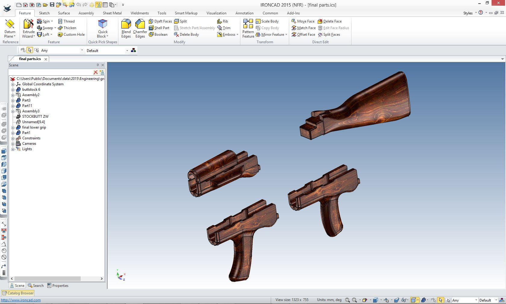 Reverse Engineering 2016 Ak 47 Project By Joe Brouwer On