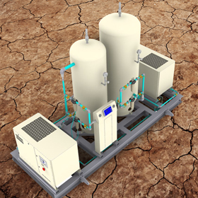 Oil refinery design