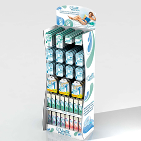 Venus razors display