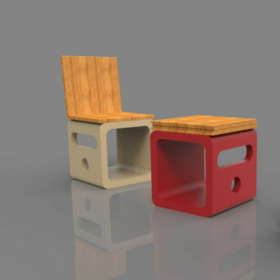 Chair-Table TO