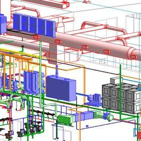 HVAC Drafting and Design Services