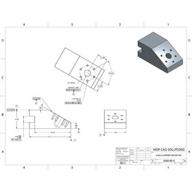 Mechanical Drafting Services | Cad Crowd