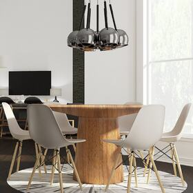 Dining room lightig design