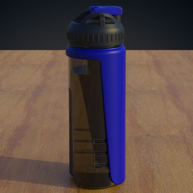 Sports bottle prototype