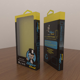 Mobile phone case packaging design