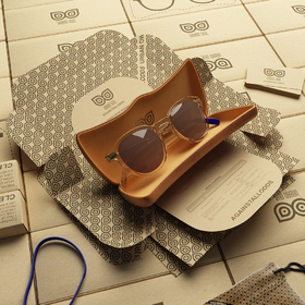 Sunglasses packaging design