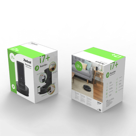 iRobot packaging redesign